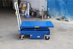 ES50D electric lift table