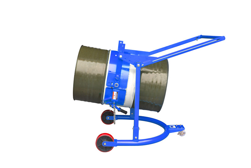 HD80A drum tilter trolley