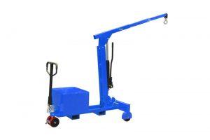 ART033 Counter-Balanced Shop Crane