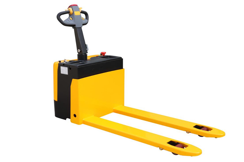 RA15 fully powered electric pallet truck