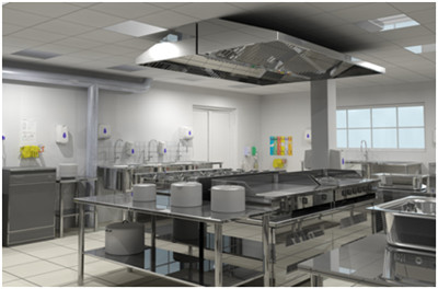 Restaurant or food processing