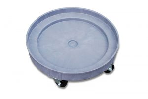 ART006 heavy duty plastic drum dolly