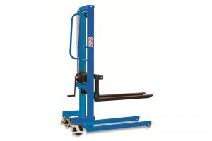 WS50 winch stacker